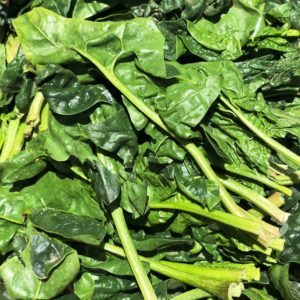 Locally Grown Spinach