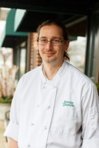 Sous Chef Eddie Rickert Jr