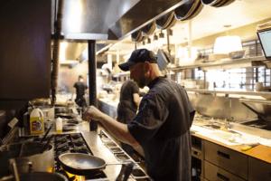 Chef Craig Cortzine