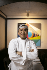 Executive Chef Thu Rein Oo