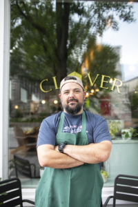 Chef Mike Risk The Clover And The Bee