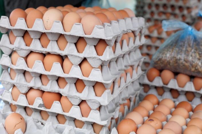 Farm Fresh Local Brown eggs